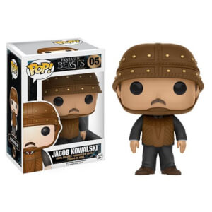 Fantastic Beasts and Where to Find Them Jacob Funko Pop! Figuur