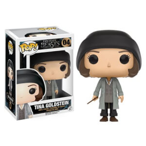 Fantastic Beasts and Where to Find Them Tina Funko Pop! Figuur