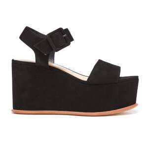 Loeffler Randall Women's Alessa Flatform Sandals - Black