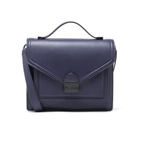 Loeffler Randall Women's Rider Satchel Bag - Eclipse