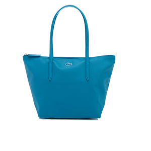 Lacoste Women's Small Shopping Bag - Blue