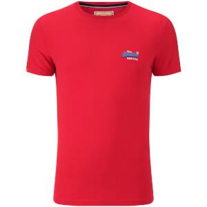 Superdry Men's Orange Label Surf Edition T-Shirt - Red