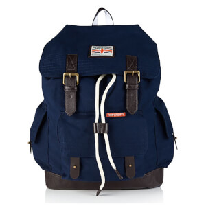Superdry Rookie Scoutpack Backpack - Navy