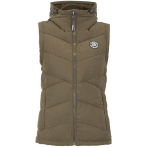 Superdry Women's Gilet - Army