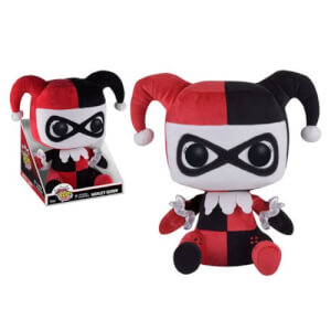 Peluche Harley Quinn Pop !