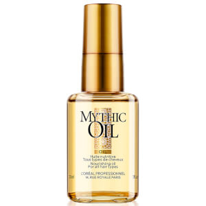 L'Oréal Professionnel Mythic Oil Original Hair Oil 30ml (Free Gift)