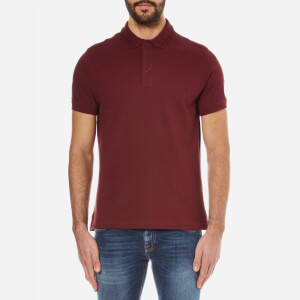 Barbour International Men's Polo Shirt - Port
