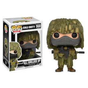 Figurine Pop! Call of Duty All Ghillied Up