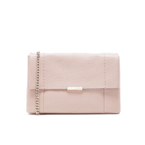 Ted Baker Women's Parson Unlined Soft Leather Cross Body Bag - Taupe