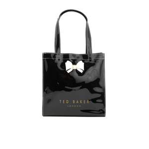 Ted Baker Women's Aracon Colour Block Bow Small Icon Bag - Black