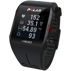 Polar V800 GPS Sports Watch - Black
