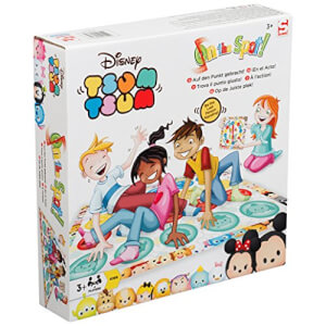 Jeu Tsum Tsum On The Spot - Disney