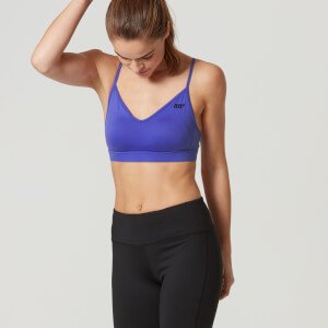 Myprotein Women's Core Sports Bra – Purple