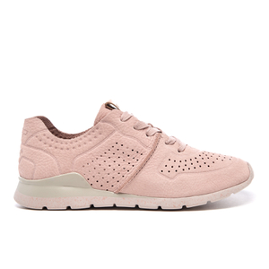 UGG Women's Tye Treadlite Nubuck Trainers - Quartz