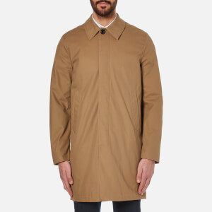 PS by Paul Smith Men's Lined Mac - Stone