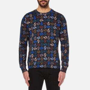 PS by Paul Smith Men's Sweatshirt - Navy