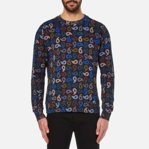 PS by Paul Smith Men's Sweatshirt - Navy