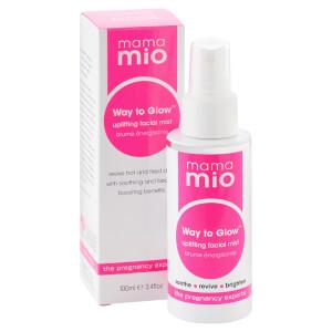 Mama Mio Way to Glow Facial Spritz 100ml: Image 2