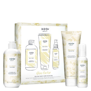 H2O+ Beauty Glow Factor Sea Salt Favorites Gift Set