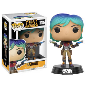 Figurine Pop! Sabine Star Wars Rebels