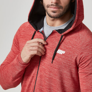 Buy Men S Performance Hoodie Red Myprotein Com