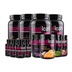 IdealLean 120 Day Fat Burn Stack