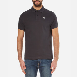 Barbour Men's Sports Polo Shirt - Navy
