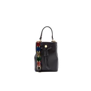KENZO Women's Essentials Chainy Shoulder Bag - Black
