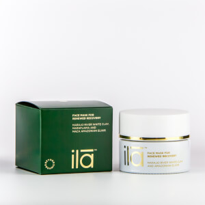 Ila-Spa Face Mask for Renewed Recovery -kasvonaamio, 50g