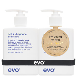 Evo Be Young Be Wild Duo