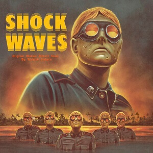 Shock Waves - 1977 Original Soundtrack (1LP)