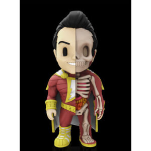 DC Comics XXRAY Figure Wave 5 Shazam 10 cm