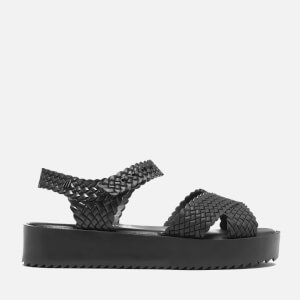 Melissa Women's Salinas Hotness Flatform Sandals - Black