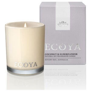 ECOYA Coconut and Elderflower Candle - Mini Madison