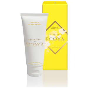ECOYA Botanicals Evolution Banksia and Bergamot Hand Cream