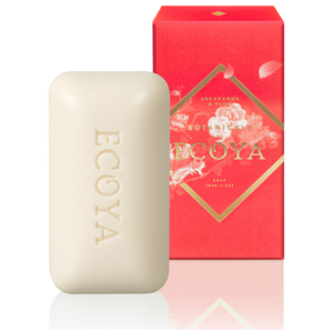 ECOYA Botanicals Evolution Jacaranda and Plum Soap