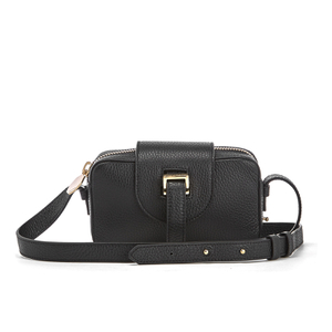 meli melo Women's Micro Box Cross Body Bag - Black