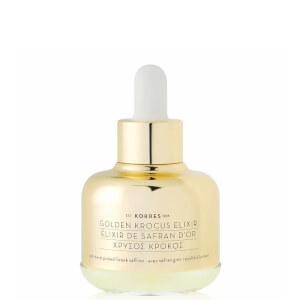 Sérum elixir Golden Krocus Ageless Saffron de KORRES 30 ml