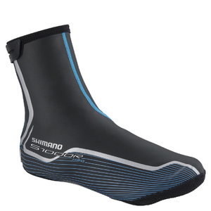 Shimano S1000R H20 Road Overshoes - Black