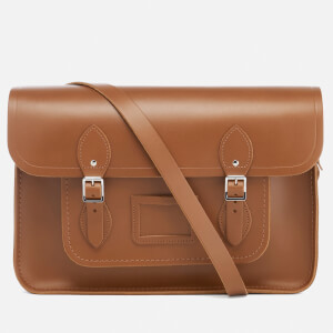 The Cambridge Satchel Company Women's 15 Inch Classic Satchel - Vintage