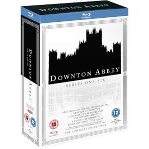 Downton Abbey - Series 1-6 + édition de Noël