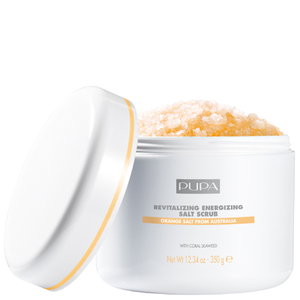 PUPA Home Spa Salt Scrub - Revitalizing 350g