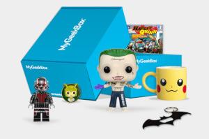 My Geek Box Lite - Juin 2017