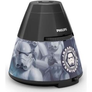 Projecteur Veilleuse LED 2-en-1 - Star Wars - Disney Philips