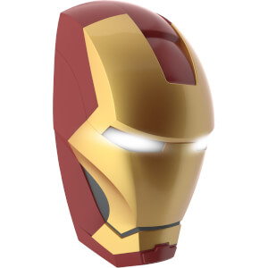 Marvel 3D Wall Light - Ironman: Image 2