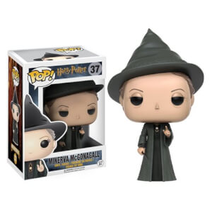 Harry Potter Minerva McGonagall Pop! Vinyl Figur