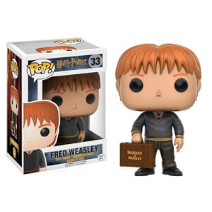 Figura Pop! Vinyl Fred Weasley - Harry Potter