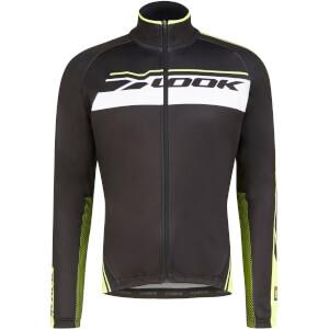 Look Pro Team Jacket - Black/Fluorescent Yellow