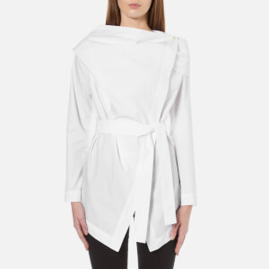 Vivienne Westwood Anglomania Women's Square Blouse - Optical White