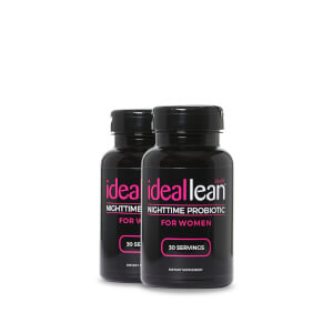 IdealLean Nighttime Probiotic 60 Servings